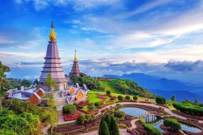 Достопримечательность таиланда