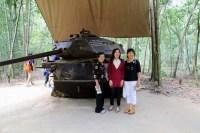 Вьетнамские тоннели Кути