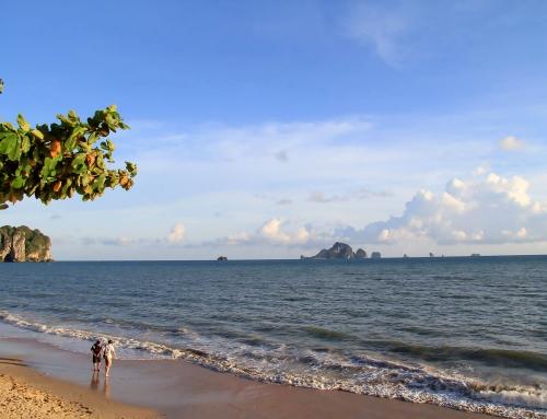 Обзор пляжей на острове Пхукет