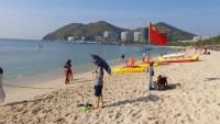Хайнань пляж Дадунхай