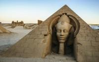 всемирную выставку песчаных скульптур в Чачаенгсао