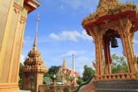 комплекс храмов ват чалонг