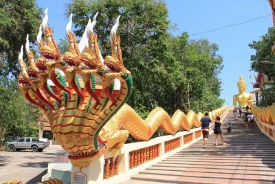 паттайя будда лапы дракона