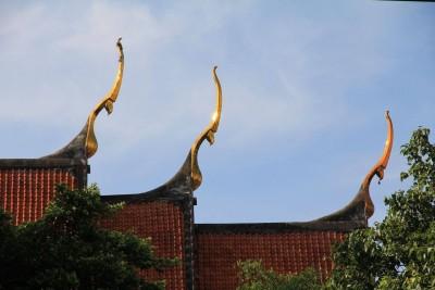 таиланд пхукет элементы на крыше
