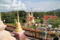 храм чалонг на пхукете вид сверху
