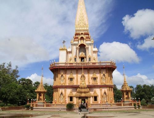 Что Интересного посмотреть в Таиланде?