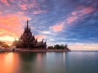 Древний Храм в Таиланде